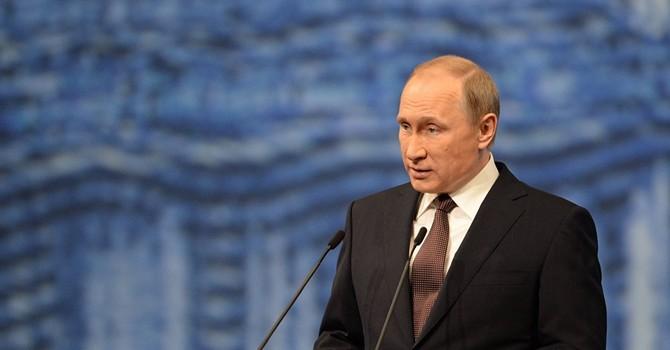 """Ông Putin thừa nhận """"Mỹ là siêu cường duy nhất trên thế giới"""""""
