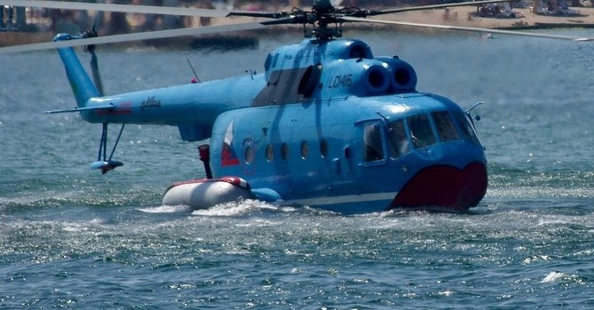 """""""Sát thủ tàu ngầm"""" Mi-14 sẽ được trang bị bom chống hạm Zagon-2"""