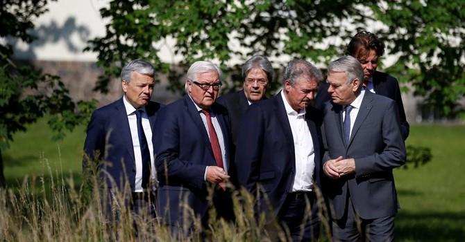 Brexit: Ngoại trưởng 6 nước sáng lập EU họp khẩn bàn về tương lai