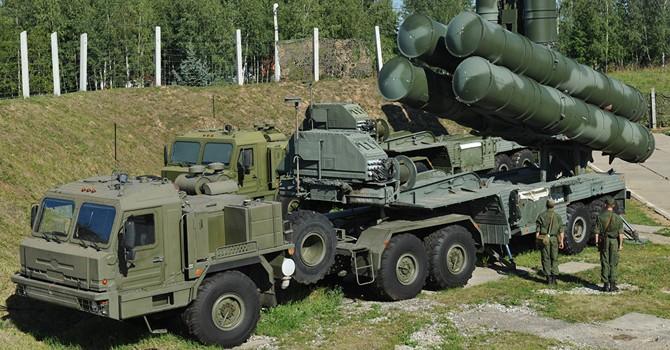 Lực lượng hàng không vũ trụ Nga sẽ được nhận 6 hệ thống S-400 năm 2016