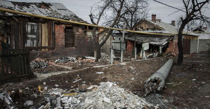 Ukraine: Để khôi phục Donbass cần 15 tỷ USD