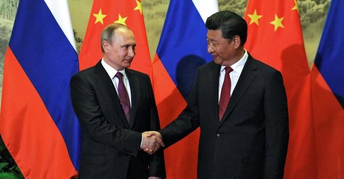 """Chủ tịch Trung Quốc muốn Nga làm """"bạn bè với nhau vĩnh viễn"""""""