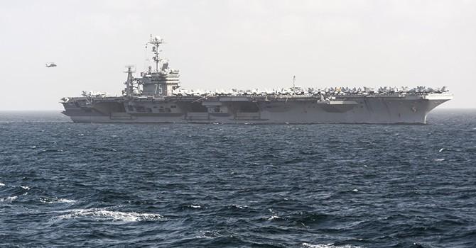 """Mỹ tố ngược Nga """"diễn tập không an toàn"""" gần tàu hải quân Mỹ"""