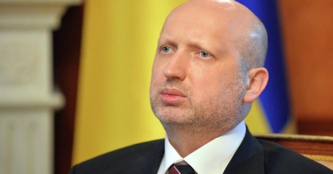 """Ông Turchinov: """"Nga sẽ gãy răng vì Hiến pháp Ukraine"""""""