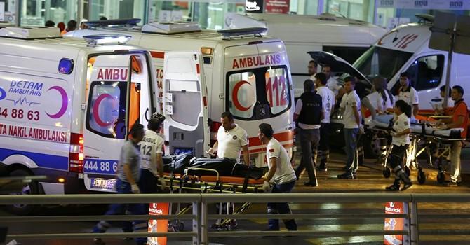 Thủ tướng Thổ Nhĩ Kỳ tố IS đứng sau cuộc tấn công khủng bố tại sân bay Istanbul
