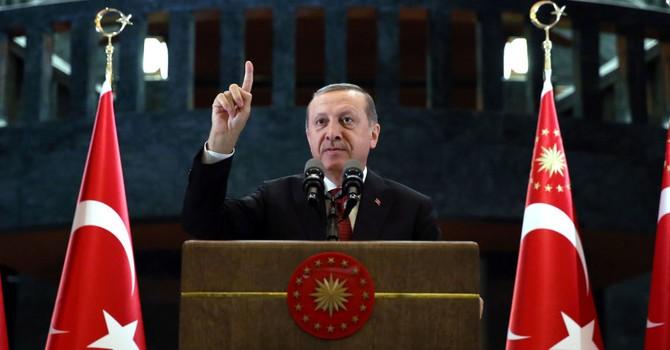 """Báo Mỹ: Lời xin lỗi của ông Erdogan """"hoàn thành cuộc đầu hàng"""""""
