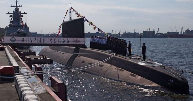 Nga điều tàu siêu tàu ngầm tối tân đến Hạm đội Biển Đen