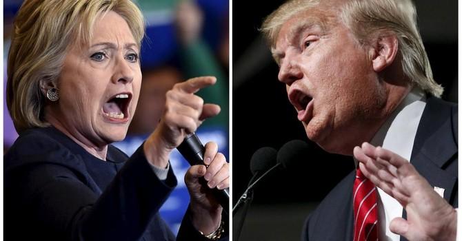 Bà Clinton bị ông Trump bám sát, Tổng thống Obama vào cuộc