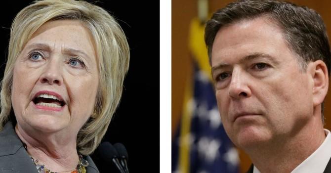 """Bà Clinton thoát cáo buộc hình sự: Ông Trump đả kích """"ôi chà! hệ thống gian lận rồi"""""""