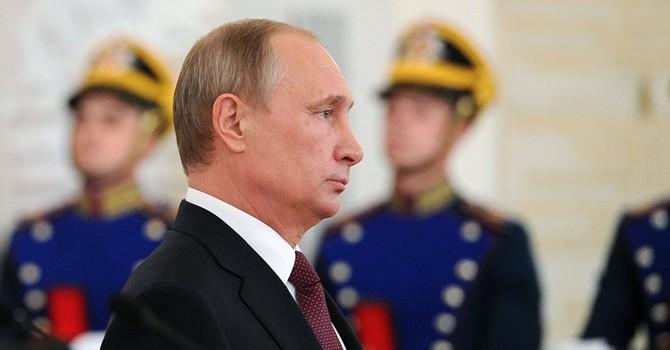 Ông Putin hết lời khen vũ khí Nga