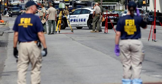Cảnh sát Mỹ lần đầu sử dụng robot cài bom để tiêu diệt tội phạm