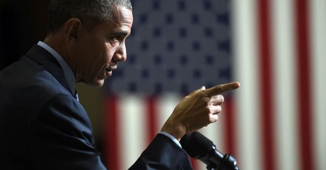 """Tổng thống Mỹ kêu gọi NATO """"hành động"""" chống lại IS, Nga và Brexit"""