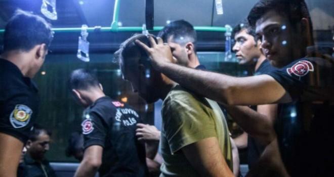 Thổ Nhĩ Kỳ bắt khoảng 6.000 người sau vụ đảo chính
