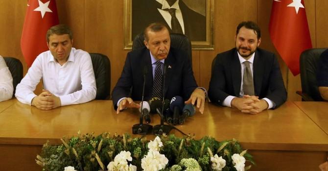 """""""Vụ đảo chính khiến cán cân quyền lực có lợi cho ông Erdogan"""""""