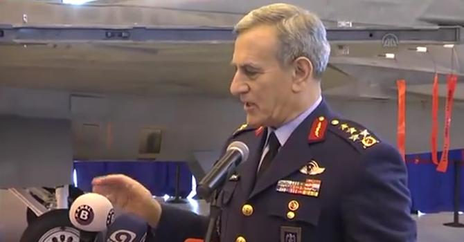 Tướng được cho là lãnh đạo đảo chính Thổ Nhĩ Kỳ đã bị bắt giữ