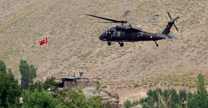 Hy Lạp trả lại Thổ Nhĩ Kỳ máy bay trực thăng do quân đảo chính cướp