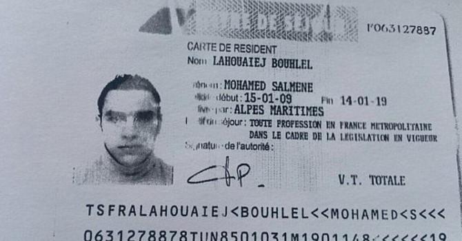 Chân dung hung thủ vụ tấn công bằng xe tải ở Pháp