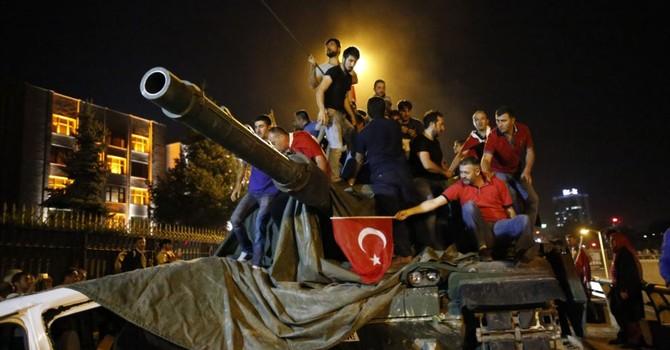 Mỹ bác bỏ cáo buộc đứng sau âm mưu đảo chính ở Thổ Nhĩ Kỳ