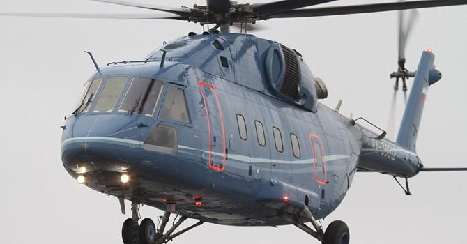 Mi-38 - hậu duệ của dòng trực thăng huyền thoại Mi-8