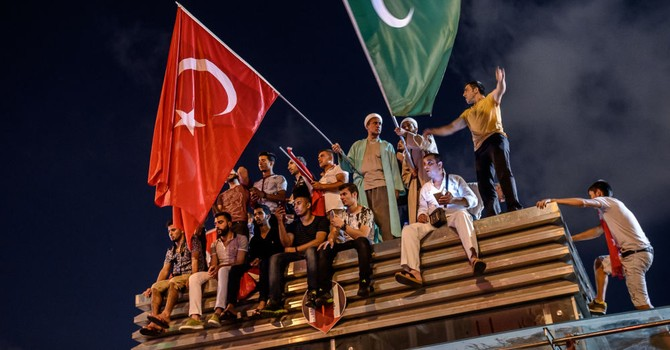 """Cựu Cục trưởng tình báo Thổ Nhĩ Kỳ: """"Mỹ đã biết trước vụ đảo chính"""""""