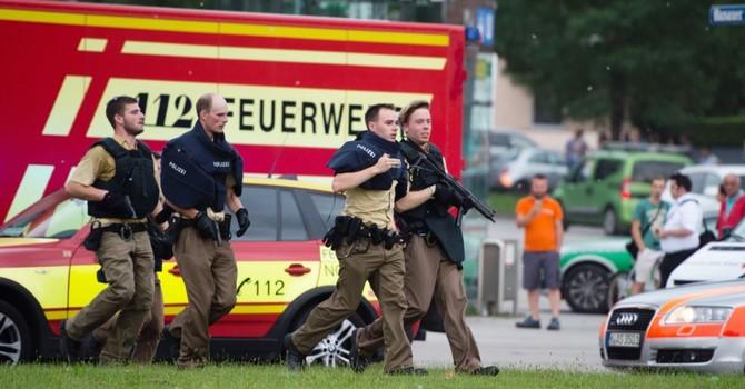 Hội đồng an ninh Đức họp khẩn sau vụ nổ súng ở Munich