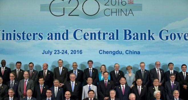Hội nghị G20: Brexit tăng rủi ro đối với kinh tế toàn cầu