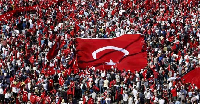Thổ Nhĩ Kỳ: Phe đối lập kêu gọi biểu tình bảo vệ nền dân chủ