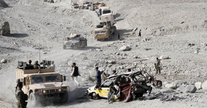 Lực lượng Afghanistan tiêu diệt hơn 120 chiến binh IS
