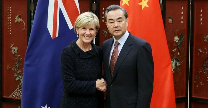 Biển Đông: Trung Quốc để Hoàn cầu Thời báo lớn tiếng lăng mạ Úc
