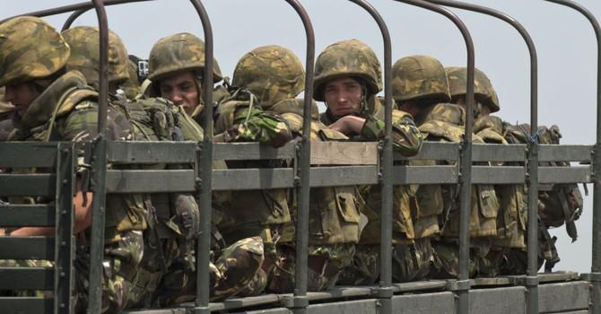 Lính Ukraine sắp cùng NATO mở cuộc tập trận ở Lithuania