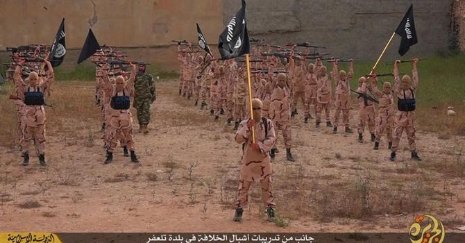 Chiến binh IS phát tán video đe dọa ông Putin