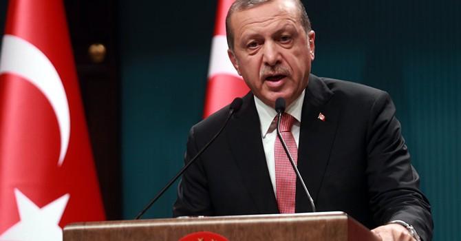 Ông Erdogan cáo buộc phương Tây hỗ trợ âm mưu đảo chính