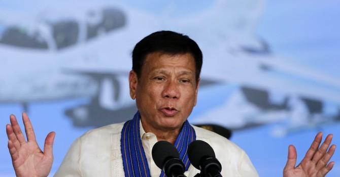 Philippines phái cựu tổng thống tới Trung Quốc bàn chuyện biển Đông