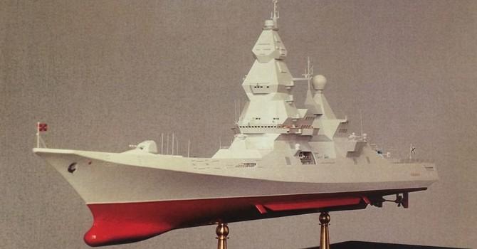 Báo Nga: Khu trục hạm mới của Nga sẽ khiến Mỹ lo lắng