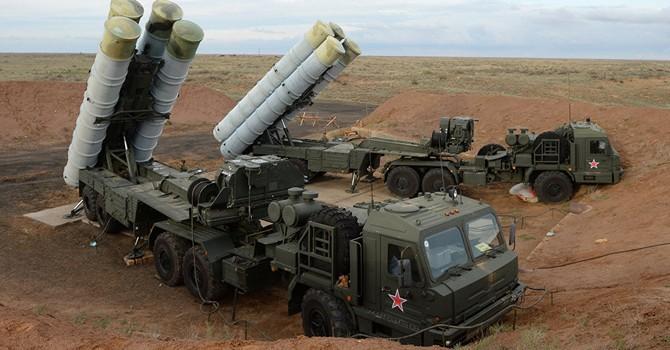 Nga triển khai hệ thống tên lửa S-400 Triumph tại Crimea