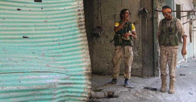 Các lực lượng Syria được Mỹ yểm trợ tiến chiếm cứ địa của IS gần Thổ Nhĩ Kỳ