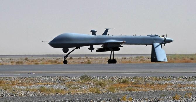 Máy bay không người lái của Mỹ giết chết một thủ lĩnh IS ở Afghanistan
