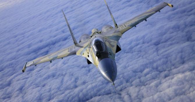 """Báo Mỹ ví chiến đấu cơ Su-35 của Nga như """"ông vua của bầu trời"""""""