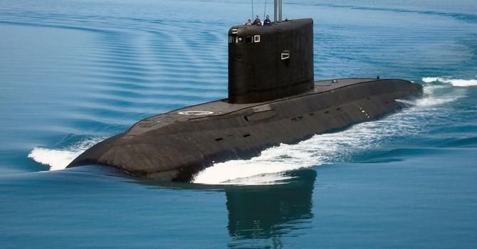 Tàu ngầm của Nga gióng hồi chuông báo động cho Hải quân Mỹ
