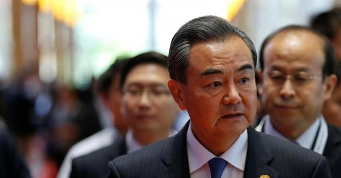 Ngoại trưởng Trung Quốc muốn ép Ấn Độ trên vấn đề Biển Đông