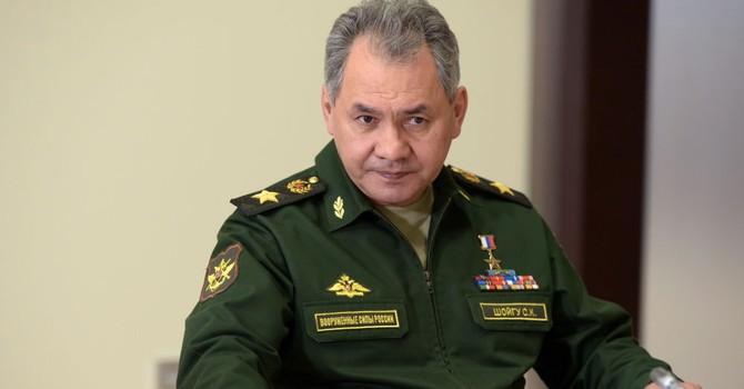 Tướng Shoigu: Nga và Mỹ cần giải quyết rất nhiều vấn đề Syria