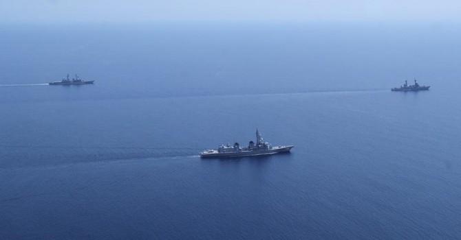 """Trung Quốc vạch """"lằn ranh đỏ"""" với Nhật trong vấn đề Biển Đông"""
