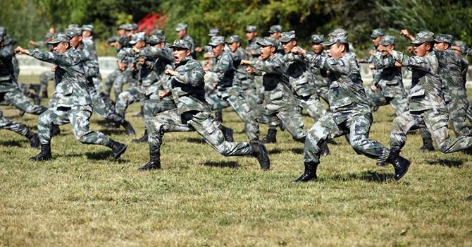 Trung Quốc sắp xây siêu căn cứ quân sự đầu tiên ở châu Phi
