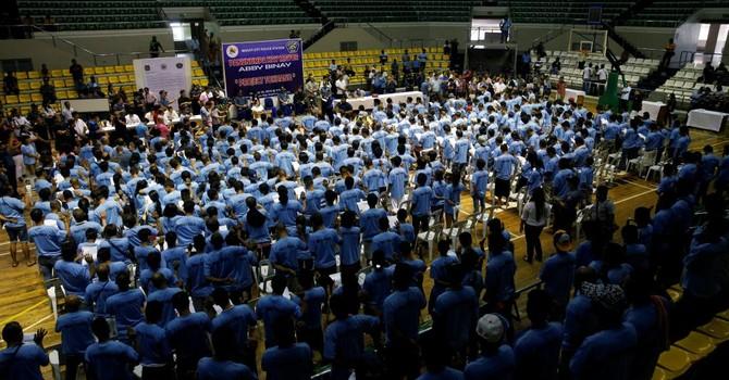 Chống tội phạm ma túy: Khoảng 1.100 người Philippines chết không rõ nguyên nhân