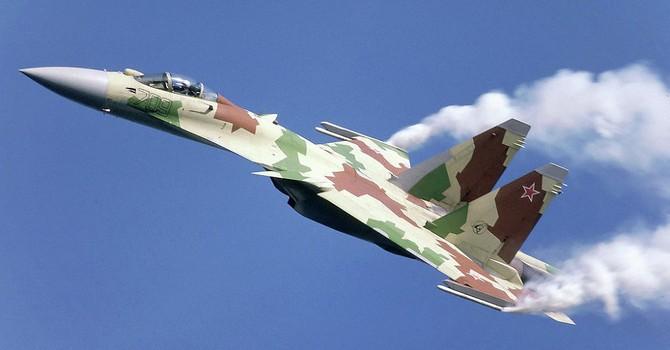 Một nước ASEAN sắp mua loạt chiến đấu cơ Su-35 của Nga