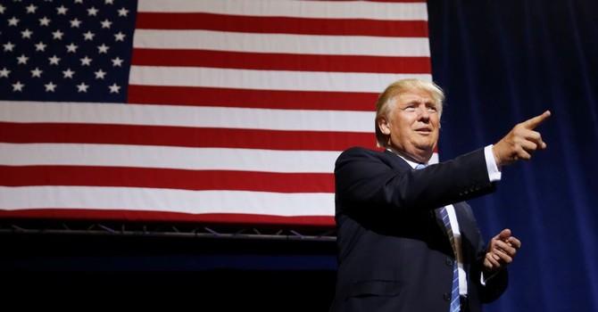 Gặp Tổng thống Mexico, ông Trump kêu gọi xây tường dọc biên giới hai nước