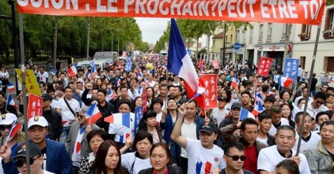 Nỗi sợ của người Hoa tại Paris