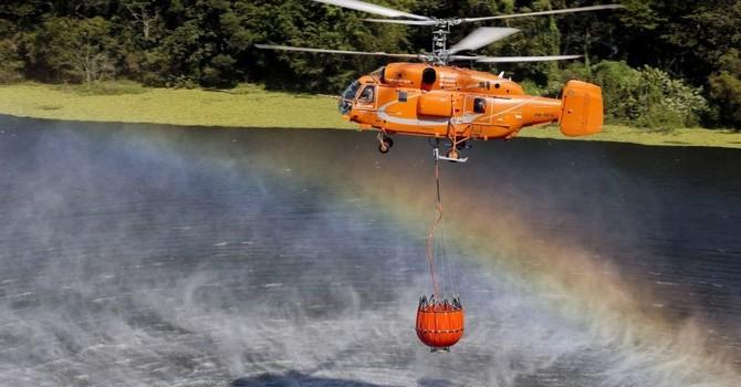 """Nga trình làng """"máy bay trực thăng chữa cháy tốt nhất thế giới"""""""