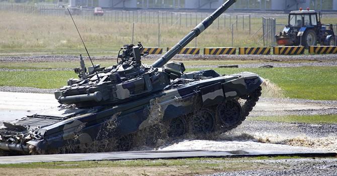 Nga sắp chuộc lại một loạt xe tăng thời Liên Xô từ Hàn Quốc