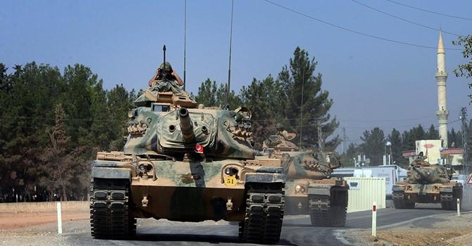 Quân IS bị đánh bật khỏi vùng biên giới Thổ Nhĩ Kỳ với Syria